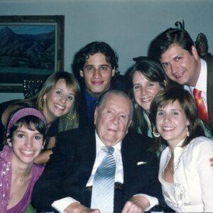 2006. Enero, 24. Milagros Socorro entrevista a Rafael Caldera al cumplir 90 años