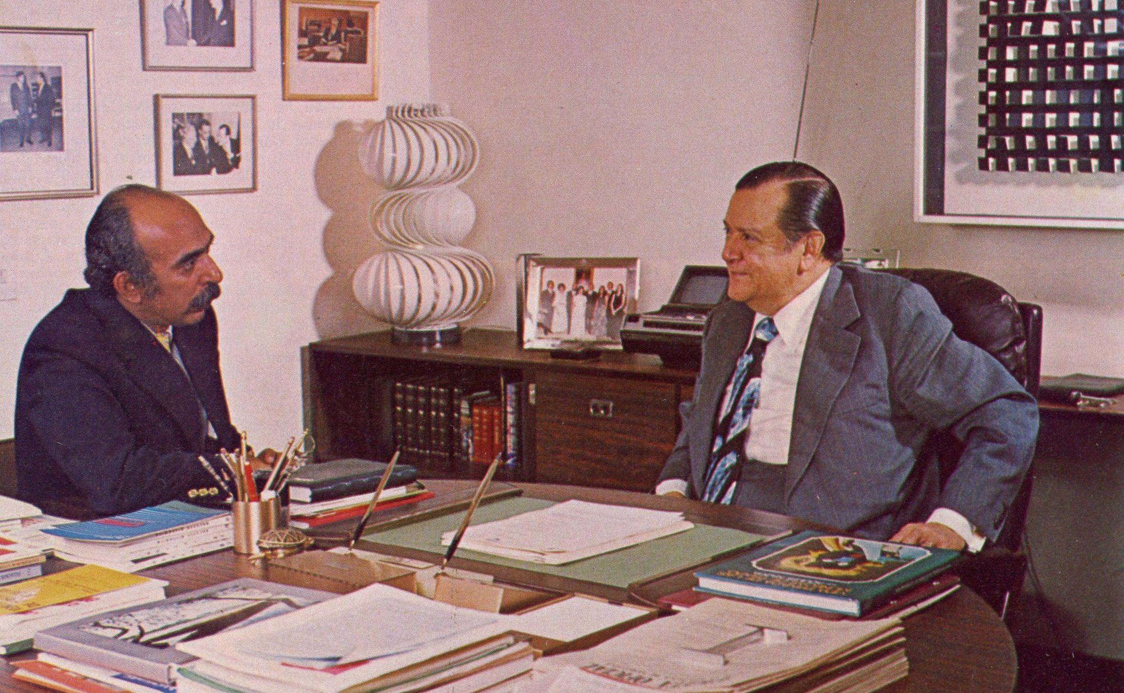 1976. Enero, 12. Entrevista de Óscar Yanes a Rafael Caldera en la revista Bohemia