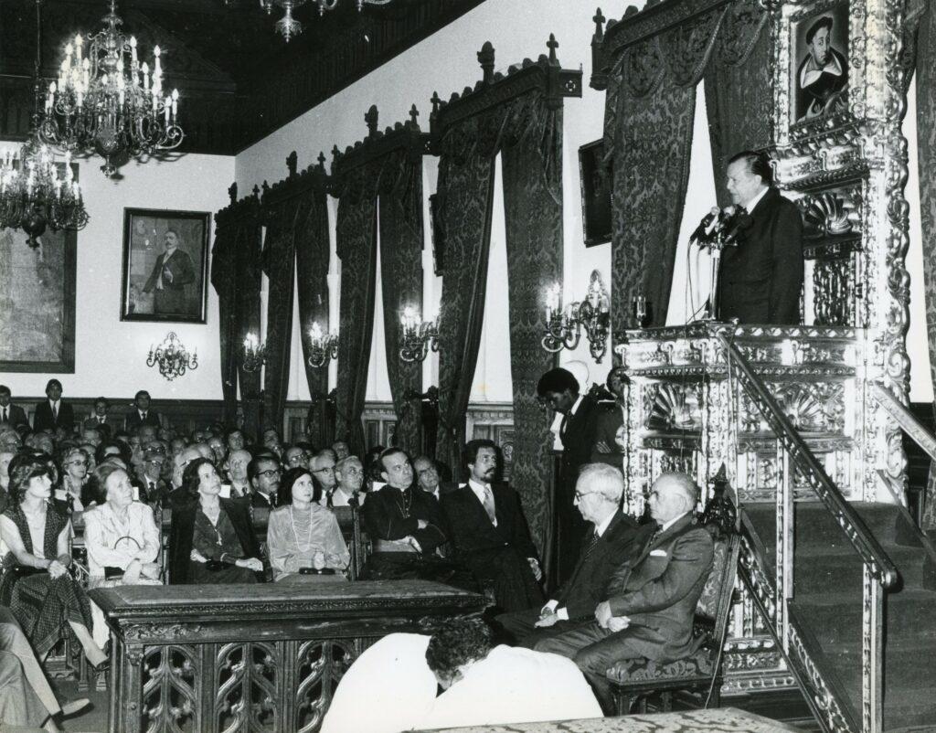 1977. Marzo, 16. A cuarenta años del Ministerio y de la primera Ley del Trabajo