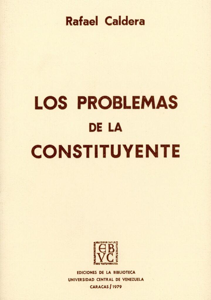 1946. Abril, 1. Los problemas de la Constituyente