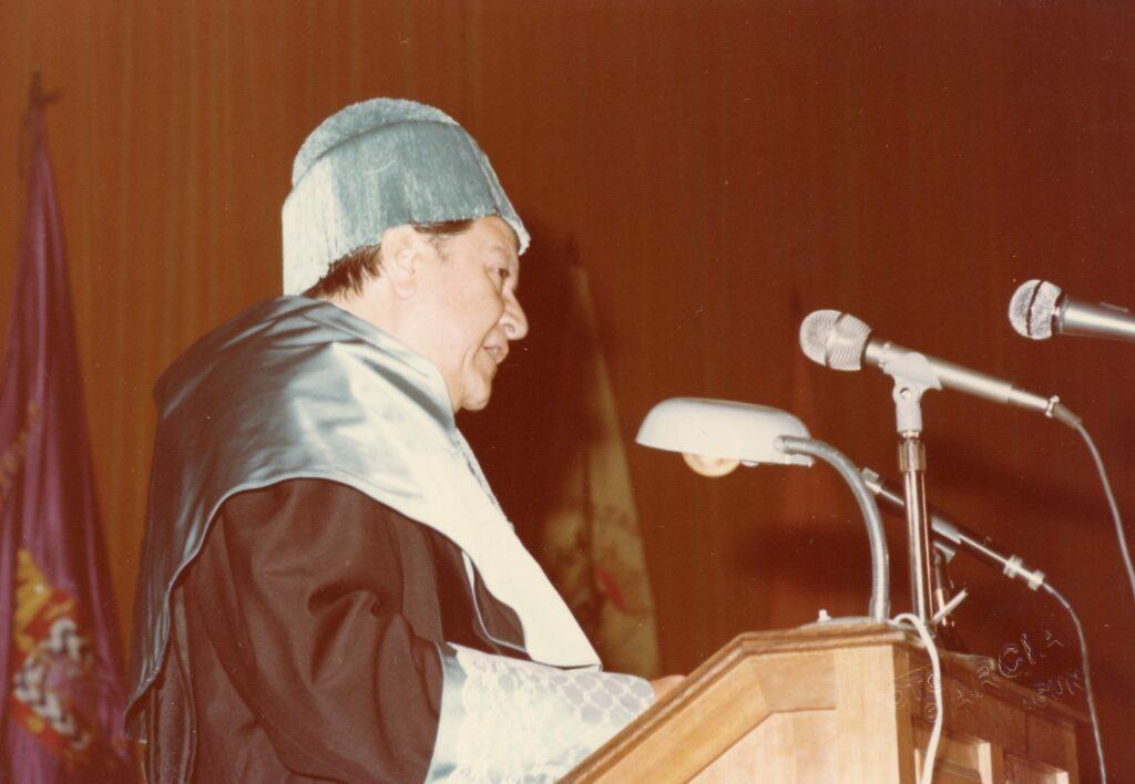 1976. Diciembre, 11. Una unidad sustancial de sangre y de espíritu