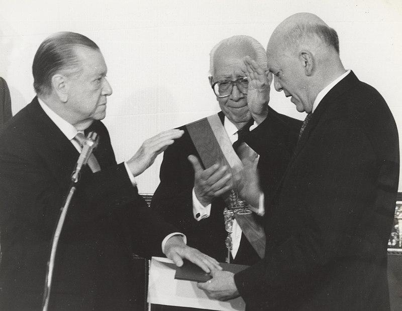 Discurso de toma de posesión del presidente Rafael Caldera (1994. Segundo Gobierno)