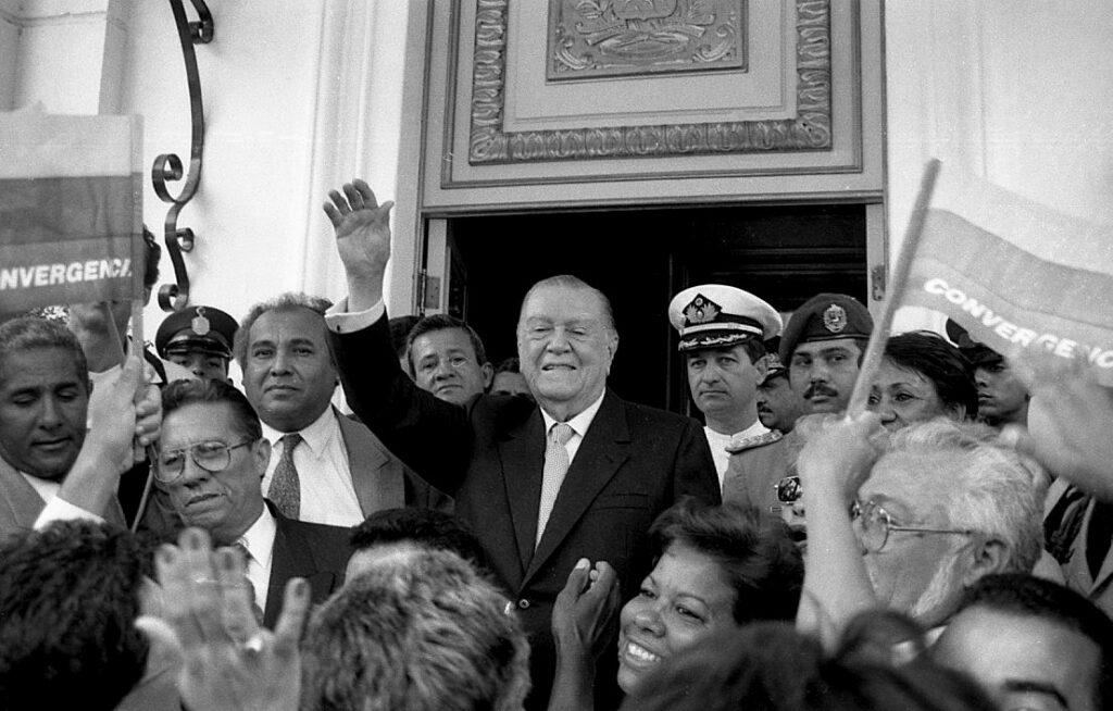 Segundo mensaje del Presidente Rafael Caldera ante el Congreso Nacional (1996. Segundo Gobierno)