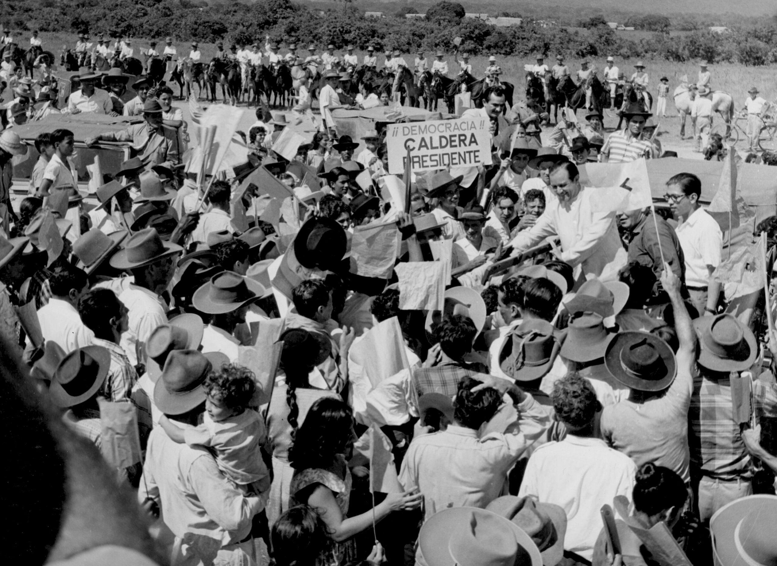 1958. Septiembre, 18. Nuestro concepto de la Democracia