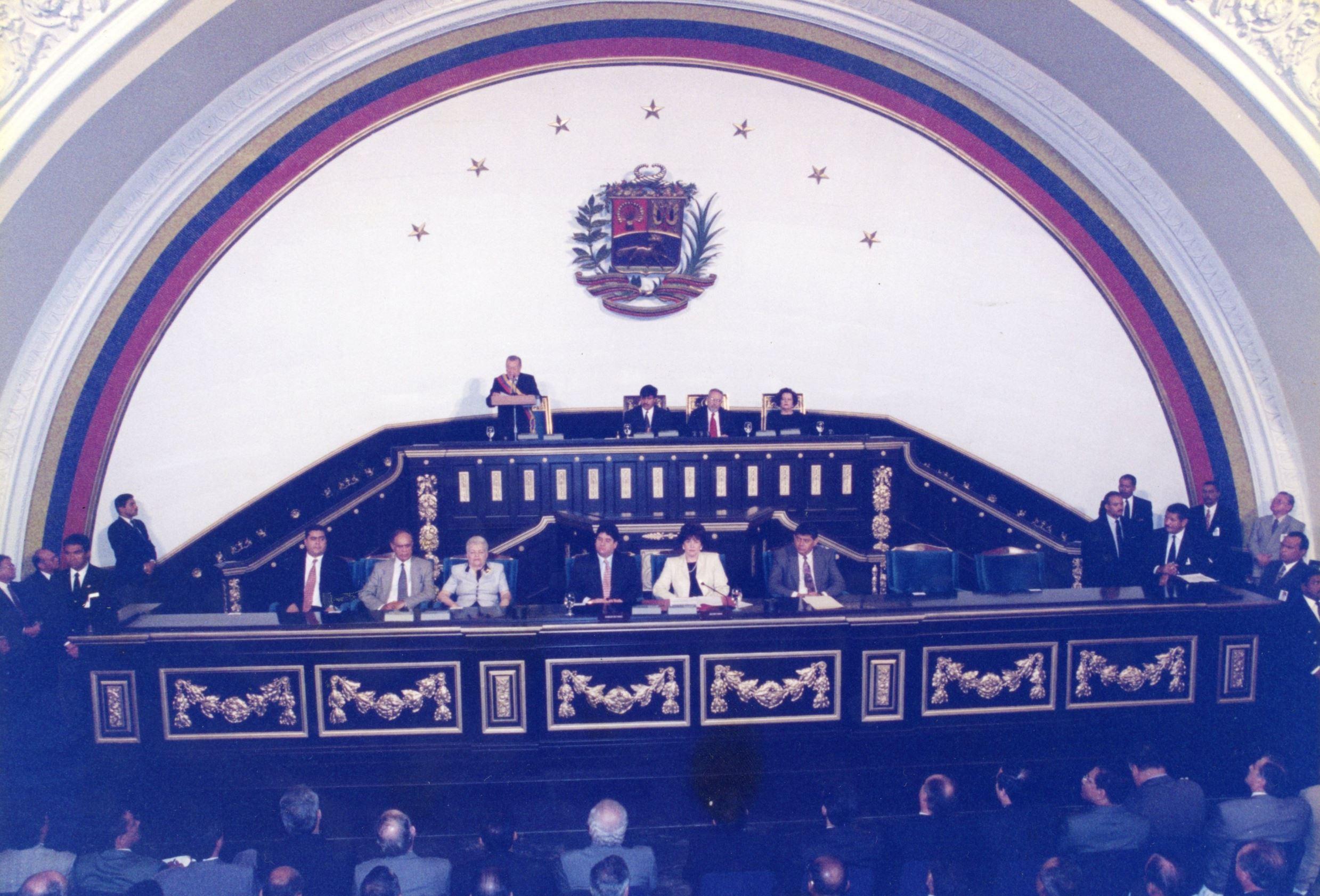 Tercer mensaje del Presidente Rafael Caldera ante el Congreso Nacional (1997. Segundo Gobierno)