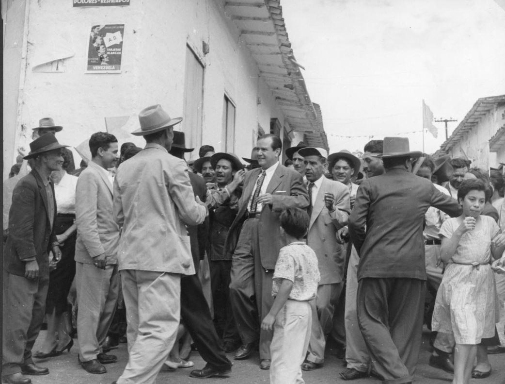 1958. Septiembre, 25. La batalla de la confianza