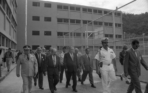 1996. Diciembre, 16. Inauguración de El Rodeo II.